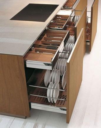 Smart diy kitchen storage ideas to keep everything in order 31