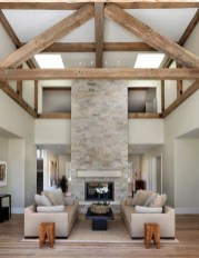 Beautiful fireplace decorating ideas to copy for your own 30