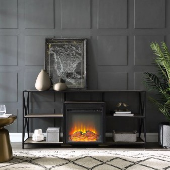 Beautiful fireplace decorating ideas to copy for your own 32
