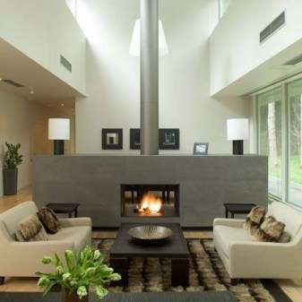 Beautiful fireplace decorating ideas to copy for your own 34