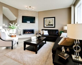 Beautiful fireplace decorating ideas to copy for your own 41