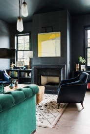 Beautiful fireplace decorating ideas to copy for your own 50