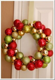 Diy holiday projects using dollar store ornaments 16