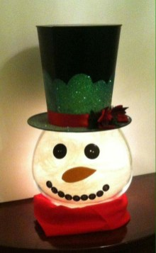 Diy holiday projects using dollar store ornaments 38