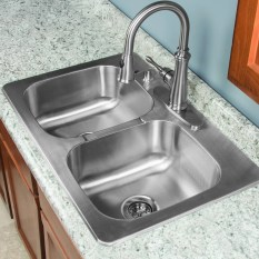 Top farmhouse sink designs for your lovable kitchen 22