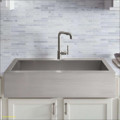 Top farmhouse sink designs for your lovable kitchen 31