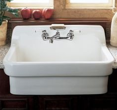 Top farmhouse sink designs for your lovable kitchen 51