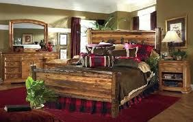 Awesome rustic bedroom furniture ideas to get the farmhouse charm 10