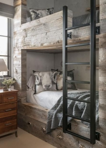 Awesome rustic bedroom furniture ideas to get the farmhouse charm 29