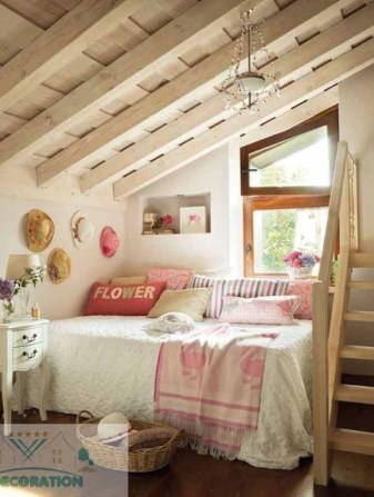 Awesome rustic bedroom furniture ideas to get the farmhouse charm 34