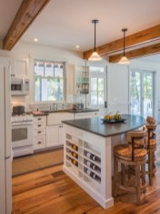 Awesome yet functional kitchen island design ideas 16
