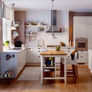 Awesome yet functional kitchen island design ideas 20