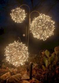 Beautiful diy christmas light decoration ideas 04