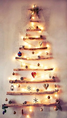 Beautiful diy christmas light decoration ideas 09
