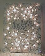 Beautiful diy christmas light decoration ideas 27