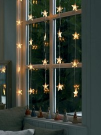 Beautiful diy christmas light decoration ideas 28