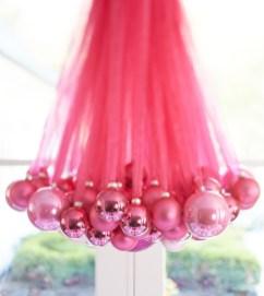 Beautiful diy christmas light decoration ideas 29