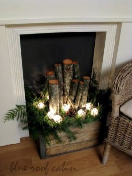 Beautiful diy christmas light decoration ideas 31