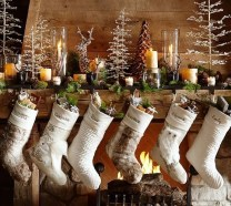 Beautiful diy christmas light decoration ideas 34