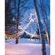 Beautiful diy christmas light decoration ideas 36