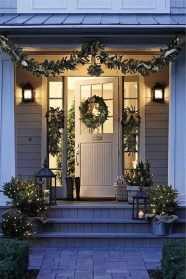 Beautiful diy christmas light decoration ideas 45