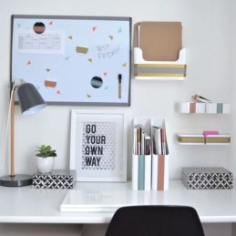 Best ways to revamp your desk 46