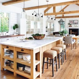 Colorful farmhouse style you will want to know 21