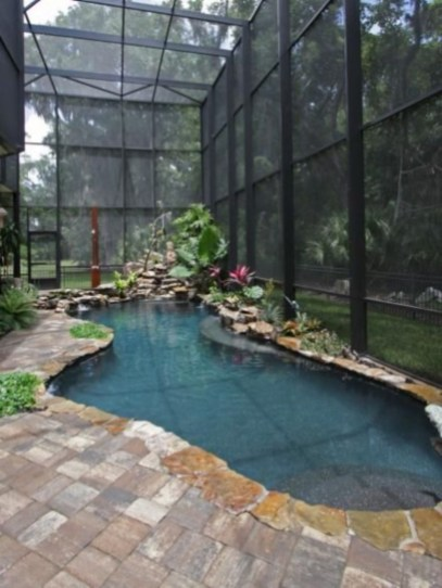 Coolest small pool ideas for your home 07