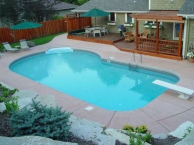 Coolest small pool ideas for your home 38