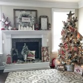 Creative diy rustic christmas decorations with wood 21