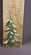 Creative diy rustic christmas decorations with wood 46