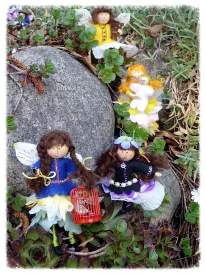 Creative diy fairy garden ideas to try 11
