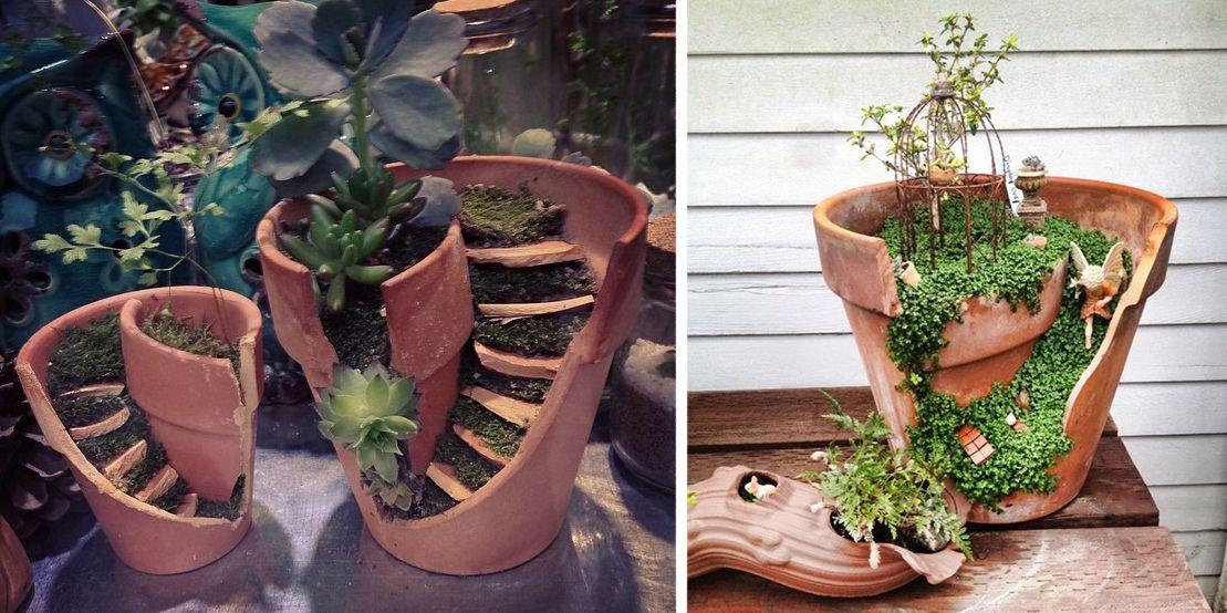 Creative diy fairy garden ideas to try 17