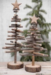 Creative diy farmhouse ornaments for christmas 09