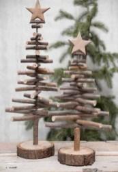 Creative diy farmhouse ornaments for christmas 09