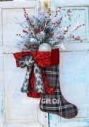 Creative diy farmhouse ornaments for christmas 17