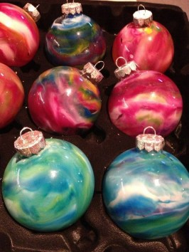 Diy glass ornament projects to try asap 41