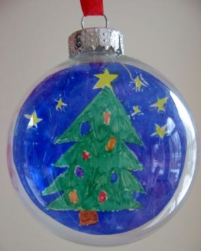 Diy glass ornament projects to try asap 46