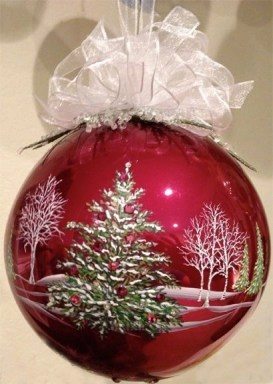 Diy glass ornament projects to try asap 51