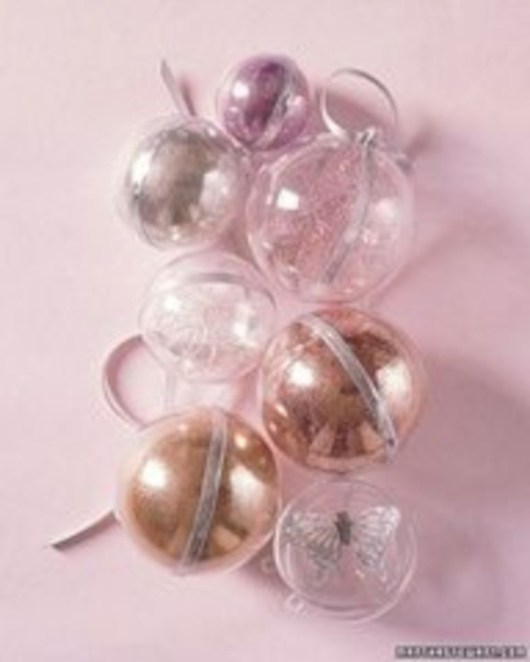 Diy holiday projects using dollar store ornaments 49