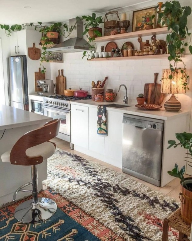 Enthralling bohemian style home decor ideas to inspire you 15