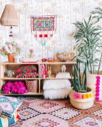 Enthralling bohemian style home decor ideas to inspire you 20