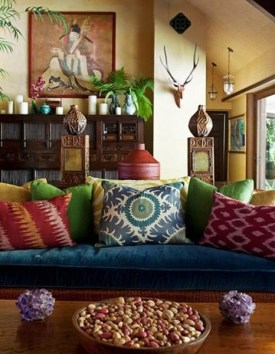 Enthralling bohemian style home decor ideas to inspire you 25