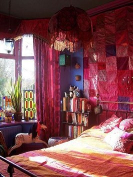Enthralling bohemian style home decor ideas to inspire you 33