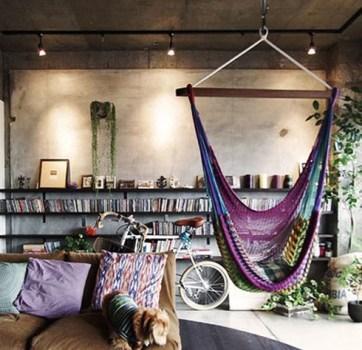 Enthralling bohemian style home decor ideas to inspire you 44
