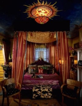 Enthralling bohemian style home decor ideas to inspire you 45