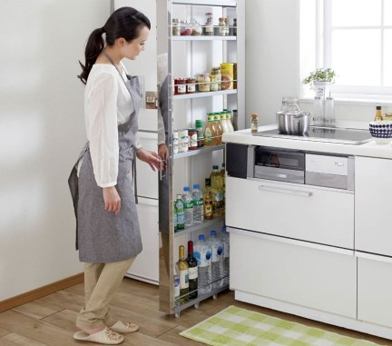 Genius japanese organization hacks for small space home 44