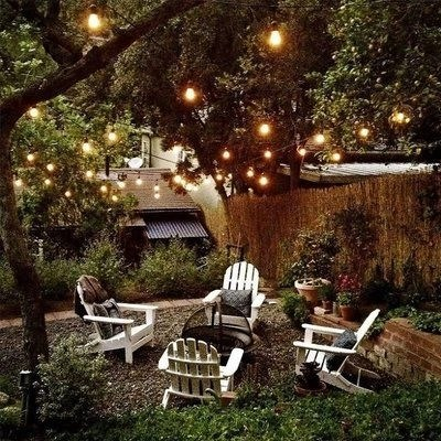 Most beautiful outdoor lighting ideas to inspire you 29