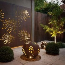 Most beautiful outdoor lighting ideas to inspire you 45