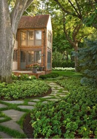 Pathway design ideas for your garden 21